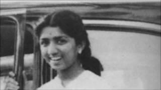 Lata Ji, Mukesh  Lajawab 1950 - YouTube