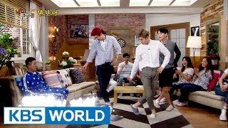 Download Video Exo's Three Dance Holes, Prove Your Dance! [Happy Together/2016.07.14] MP3 3GP MP4