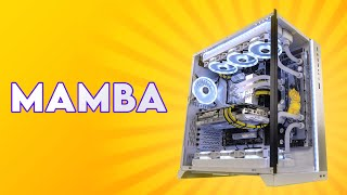 EPIC Kobe Bryant Custom Water Cooled Gaming PC - Time Lapse Build