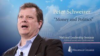 """Money and Politics"" - Peter Schweizer"