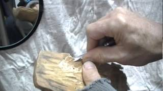 CARVING FEATHERS PART 2