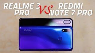 Realme 3 Pro vs Redmi Note 7 Pro   Cameras, Specs, Battery, and More Compared