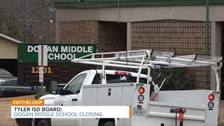 TISD Board Votes to Close Dogan Middle School
