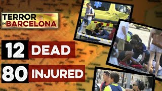 Suspect killed, others arrested in Barcelona terror attack