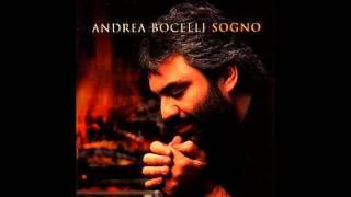 """ANDREA BOCELLI   """"SOGNO""""."""