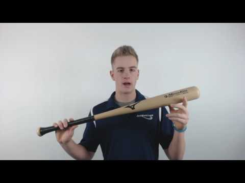 2017 Mizuno Elite Maple Wood Baseball Bat: MZM243