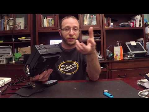 How Good Is a $70 Video Projector? COOQI GM60 PICO Review