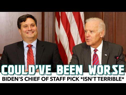 Biden Announces Chief Of Staff