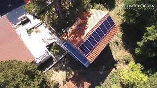Impiant Fotovoltaik - Llogara
