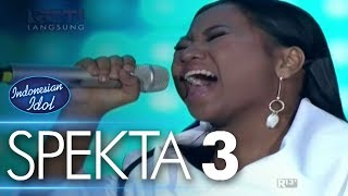 MARIA - THIS IS WHAT YOU CAME FOR (Calvin Harris Ft. Rihanna) - SPEKTA 3 - Indonesian Idol 2018