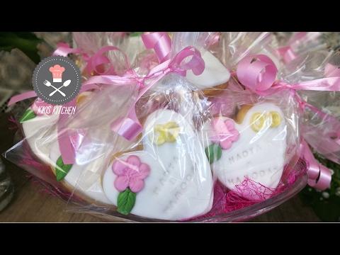 Verlobungskekse mit Fondant   Hochzeitskekse   Gastgeschenke   Fondantkekse   Motivkekse   Kiki