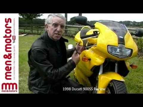 1998 Ducati 900SS Review
