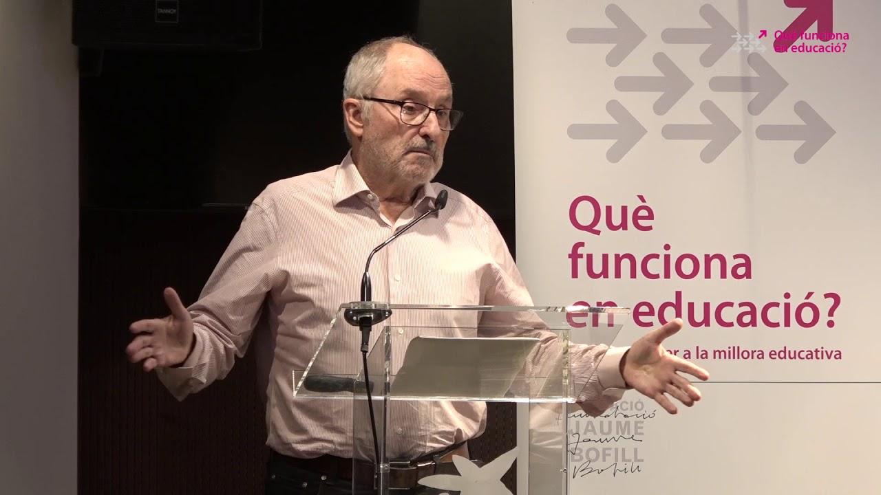 La segregació escolar: la gran assignatura pendent a Catalunya