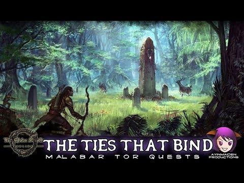 The Ties That Bind Elder Scrolls Online Wiki
