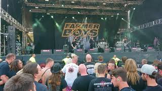 Farmer boys - End of all Days - summerbreeze 2018  #sboa