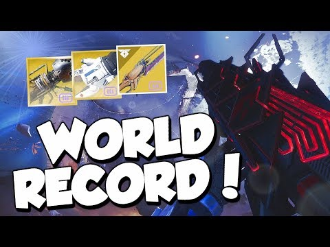 World's FASTEST Zero Hour Completion! in 7:55 (12:05 Left) Destiny 2