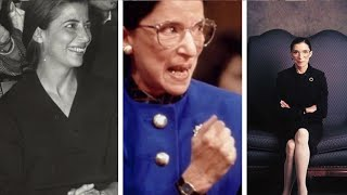 The Life And Times Of Ruth Bader Ginsburg: Lawyer, Judge, And Stalwart Champion Of What's Right