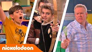 Грозная семейка | Образ героя... 🤔 | Nickelodeon Россия