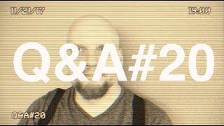 [NV#156] Spoczynek w Duchu Św, świadome śnienie (Q&A#20)