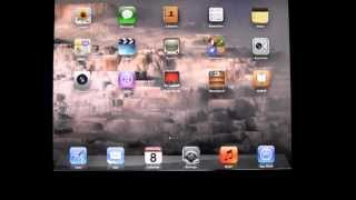 iPad Series - Using the Sleep/Wake button