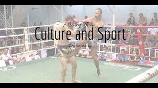 muay thai  kultur und sport