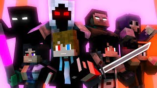 """Living In A Nightmare"" - A Minecraft Music Video Animation ♪"