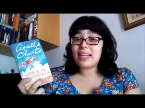 [Tô Lendo] Morte na Mesopotâmia, de Agatha Christie