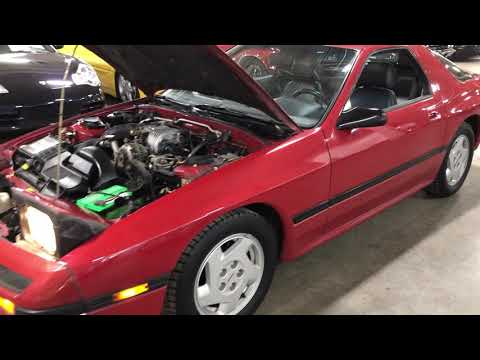 Video of '87 RX-7 - PLZU