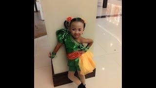 Beautiful Christmas modern dance KB-TK Pangudi Luhur St.Valentinus Surakarta 2017