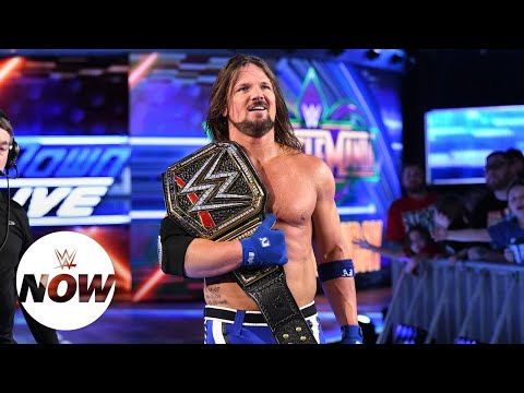 5 things you need to know before tonight's SmackDown LIVE: April 17, 2018