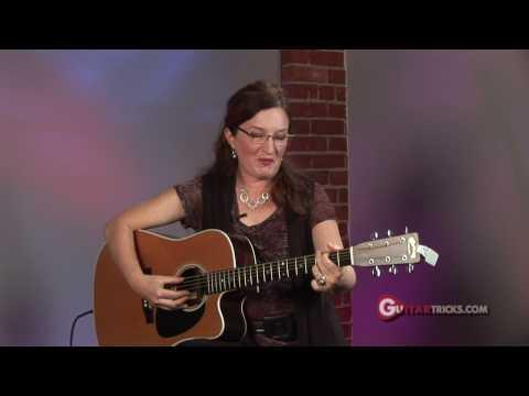 Learn Fingerpicking Patterns on Acoustic Guitar