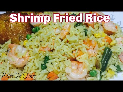 Shrimp Fried Rice – How To Cook Fried Rice With Shrimp