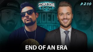 End of an Era - Schmoedown Rundown #210 by Schmoes Know