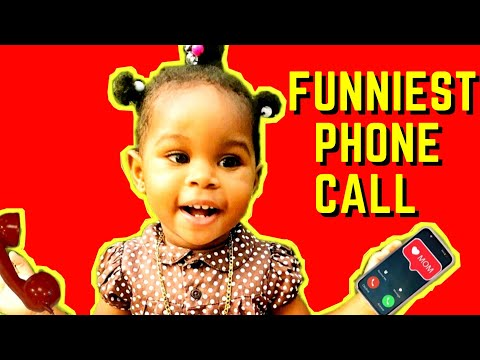 Funniest phone call ever