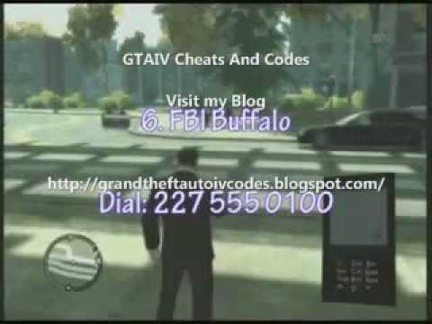 gta iv cheats [2] - Team's idea