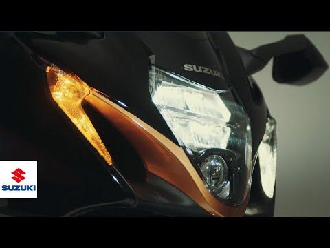 Hayabusa | Official Technical Presentation Video = New Styling, Lighting Design Version.= | Suzuki