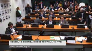 CONSELHO DE ÉTICA E DECORO PARLAMENTAR - Conselho de Ética aprecia pareceres preliminares - 22/10/2019 14:30