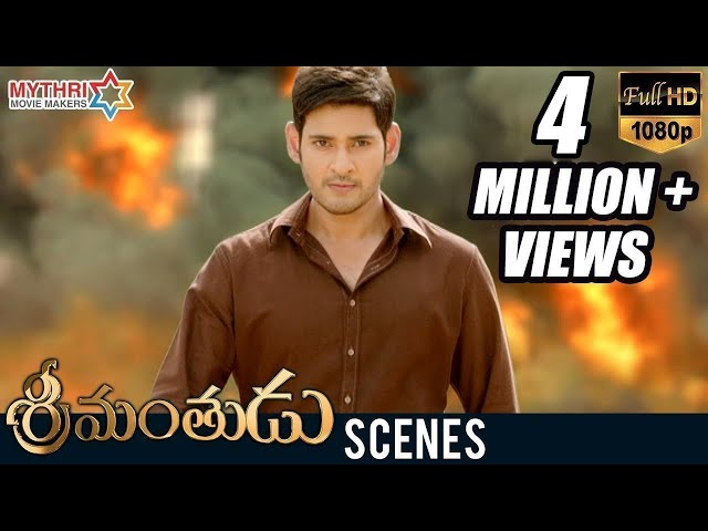 Top 12 Srimanthudu Full Movie In Hindi Dubbed Download 720p
