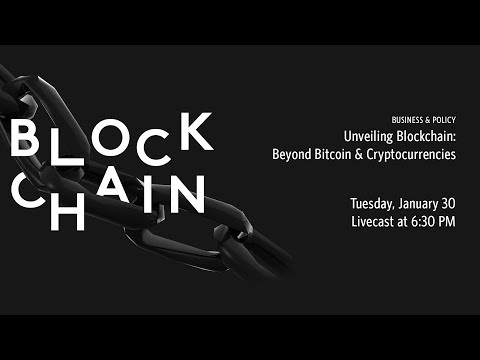 [JBA] Unveiling Blockchain: Beyond Bitcoin & Cryptocurrenciesの動画を観る