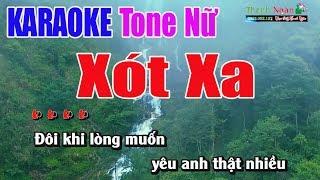 xot-xa-karaoke-2019-tone-nu-nhac-song-thanh-ngan