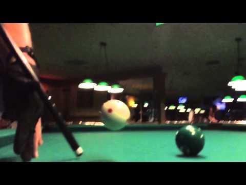 Jump Shot in Slow Motion – The Billiards Professor