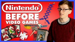 Nintendo Before Video Games - Scott The Woz
