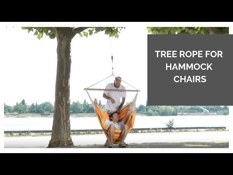 Tree Rope for Hammock Chairs