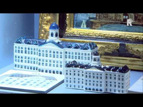 Bekijk details van Nederlandse architectuur volgens de KLM