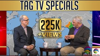 Munir Saami reflects on India Pakistan Tensions in Bilatakalluf with Tahir Gora @TAGTV