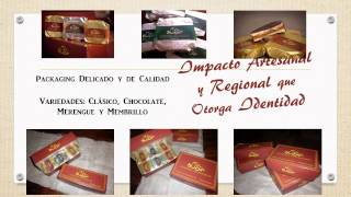 preview picture of video 'Presentacion Alfajores Del Sur'
