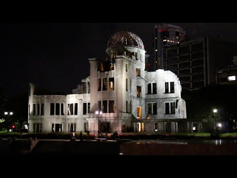 Japan | Hiroshima Memorial Museum and Pe
