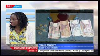 Your Money: The 52-week saving money challenge with Felister Wangari - 8th Feb,2017