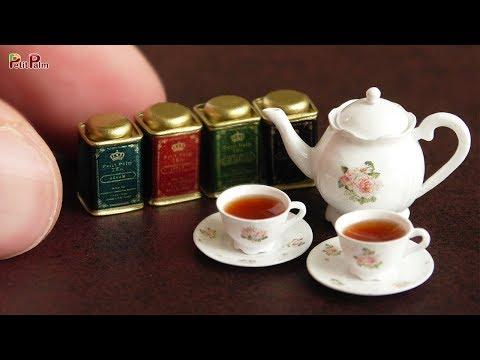 DIY Miniature Tea Pot & Tea Cup   Petit Palm