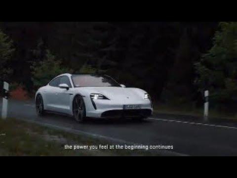 Porsche 포르쉐 Taycan